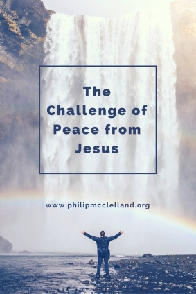 The Challenge of Peace from Jesus