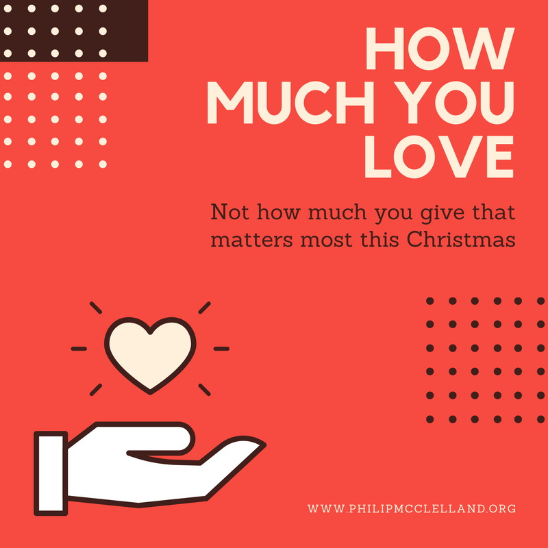 how much you love