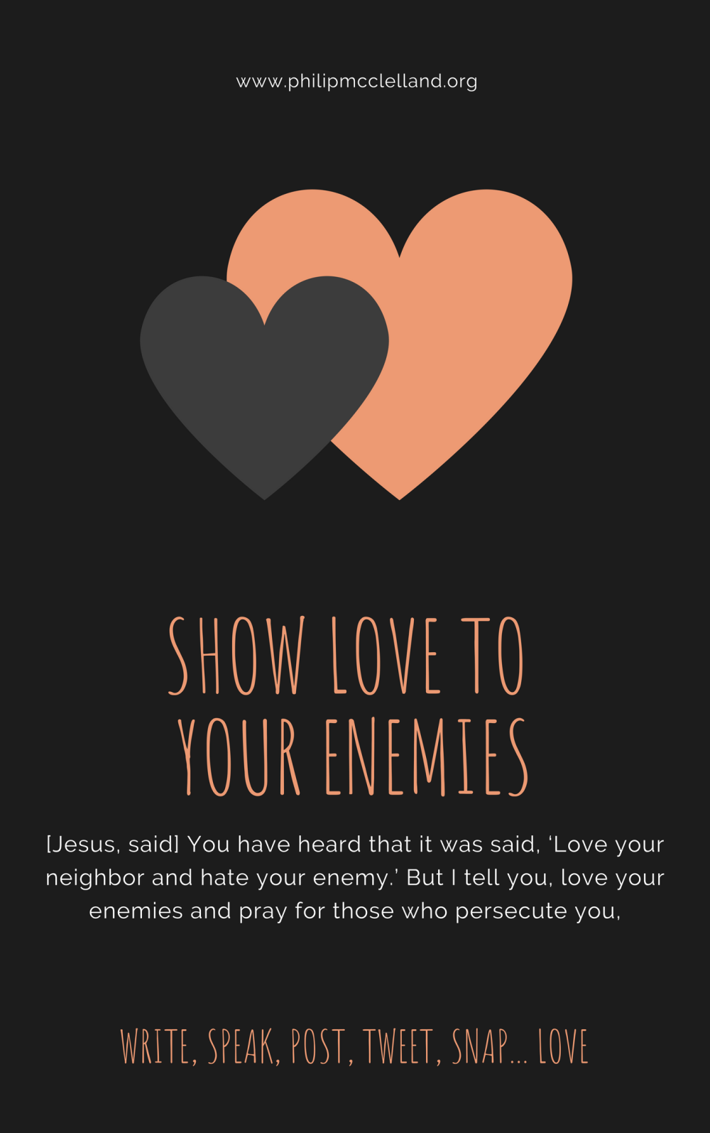 Show Love to your enemies-3